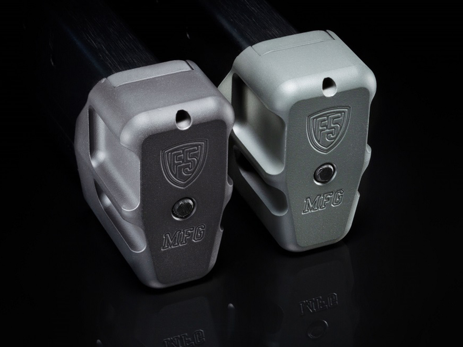 RUGER 57 +5 PACKAGE (MAGAZINE EXTENSION, MAGAZINE & SLIDE RELEASE)